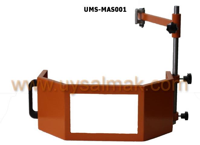 UMS-MAS001 - Freze talaş siperliği
