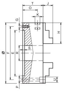Kepenkli torna aynası teknik ölçüler